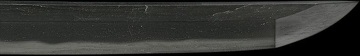 """27.7"""" JAPANESE SAMURAI SWORD KATANA SHIRASAYA EDO era Gashu Fujiwara Katsuie 日本刀の通信販売 明倫産業株式会社"""