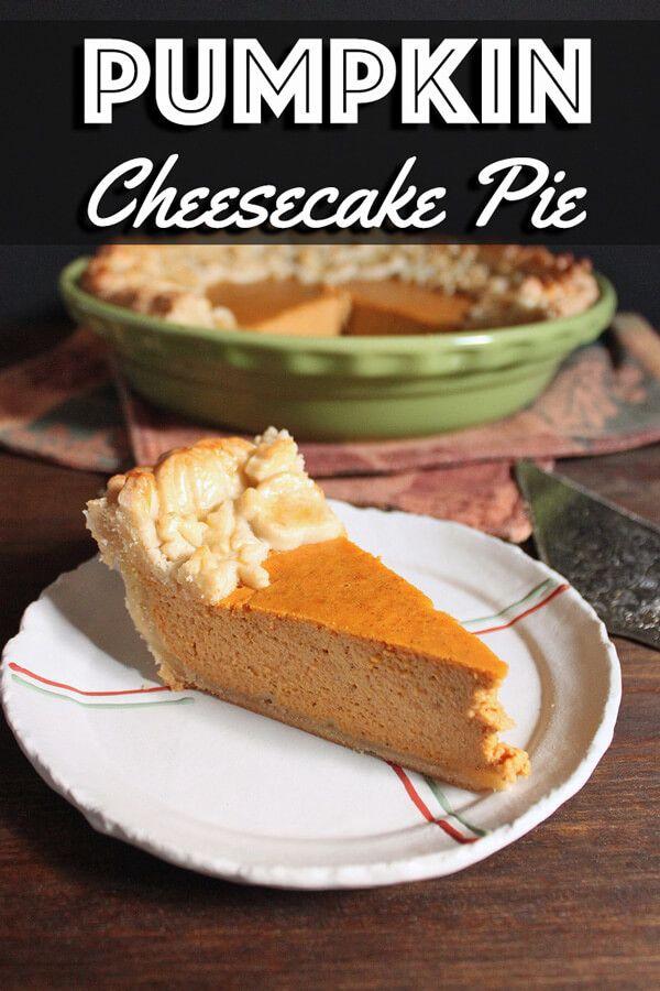 Pumpkin Pie With Decorative Crust Recipe Pumpkin Recipes Desserts Pumpkin Cheesecake