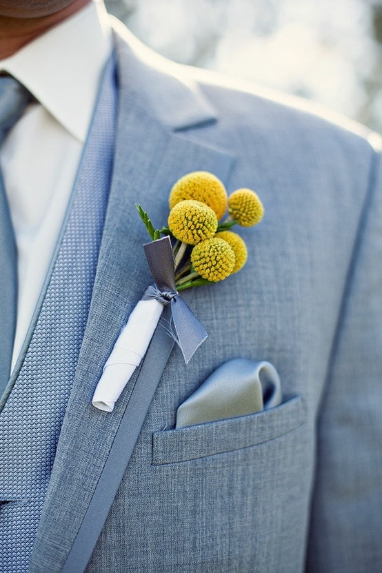 Groom's Attire - Great Texture
