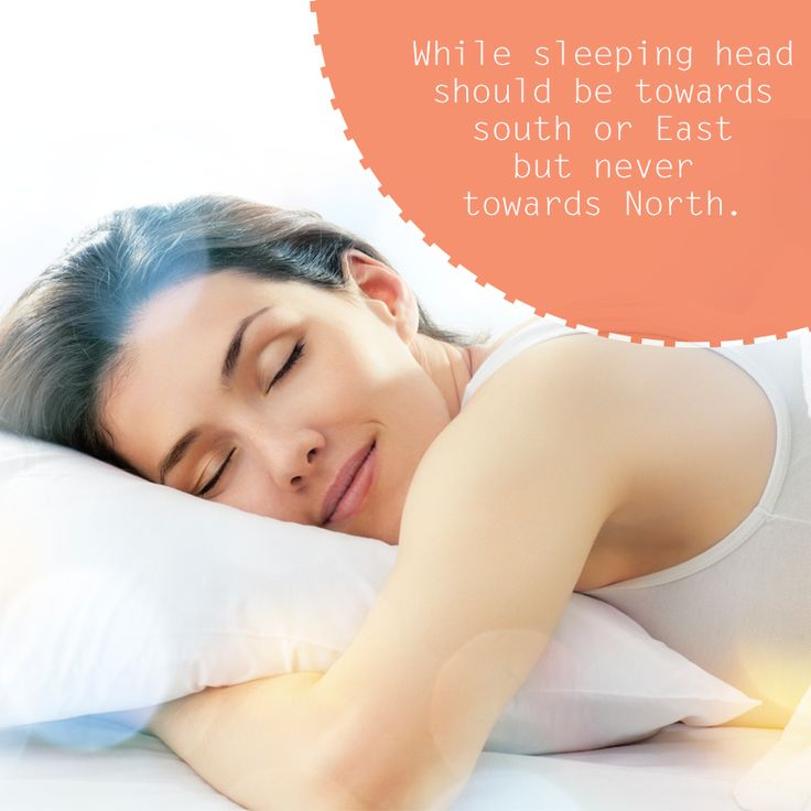 #Vastu #Tip of the day : Keeping your head in the right direction while sleeping is very essential for your wellness and prosperity!
