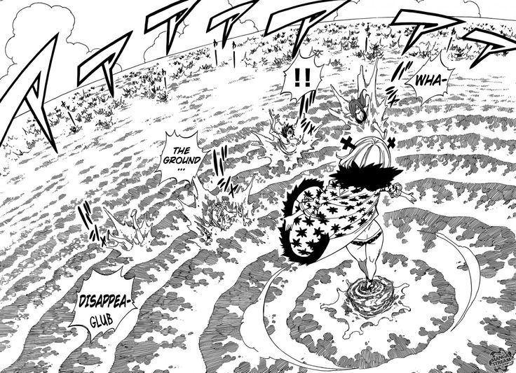 Fairy Tail 443 - Read Fairy Tail Chapter 443