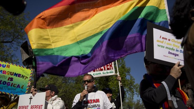 Why Four Justices Were Against the Supreme Court's Huge Gay-Marriage Decision - NationalJournal.com
