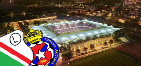Legia Warsaw vs wisla krakow