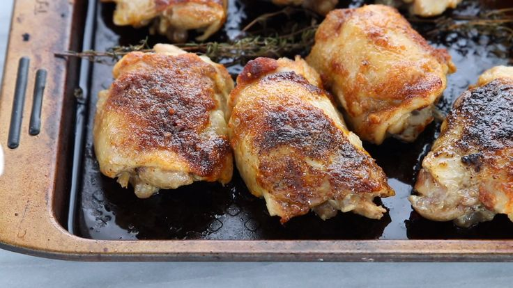 How to cook frozen chicken thighs in the instant pot