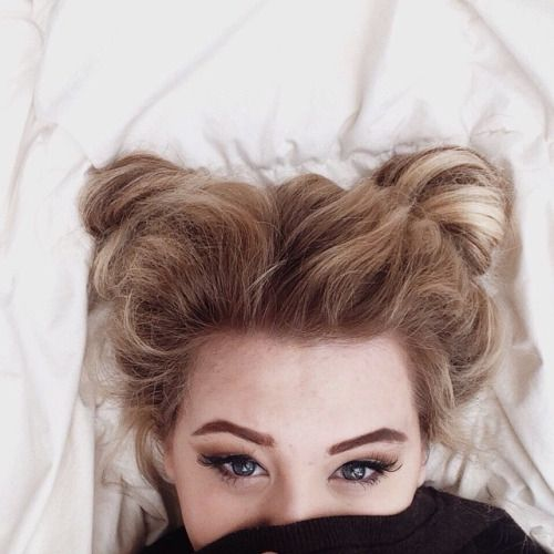 17 best ideas about double buns on pinterest cool girl