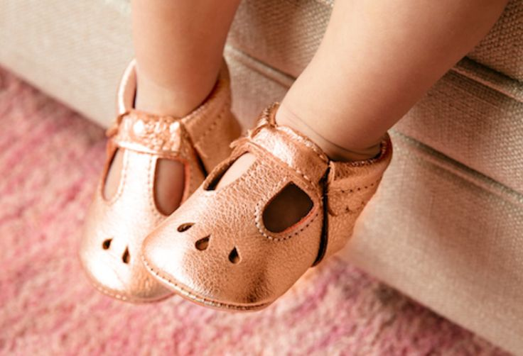 Celeb Favorite Brand Freshly Picked Debuts Mary Jane Shoes. The baby and toddler brand, known for its fringed moccasins, is branching out with a new style. | Freshly Picked, Footwear News