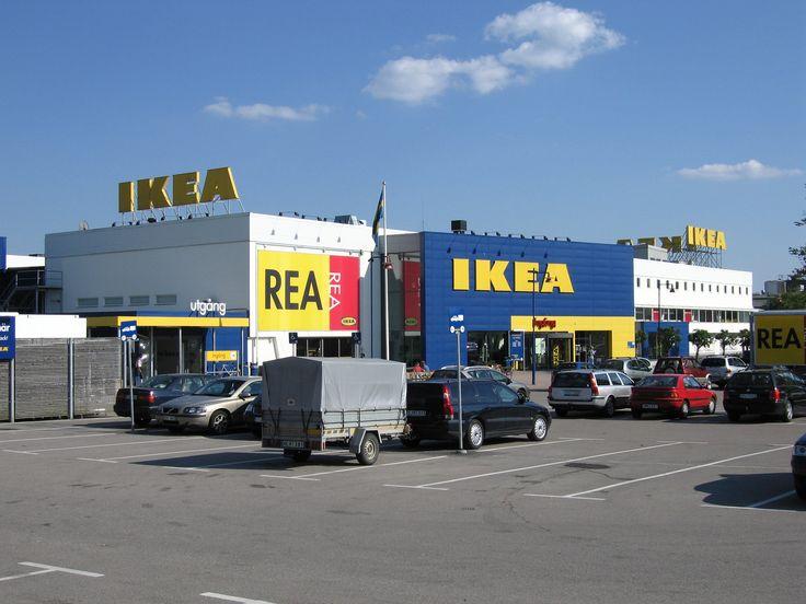 I Hate Ikea. Buy. No. Furniture. Here. Revolt. Against.