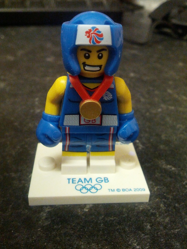 Team GB Olympic Boxer