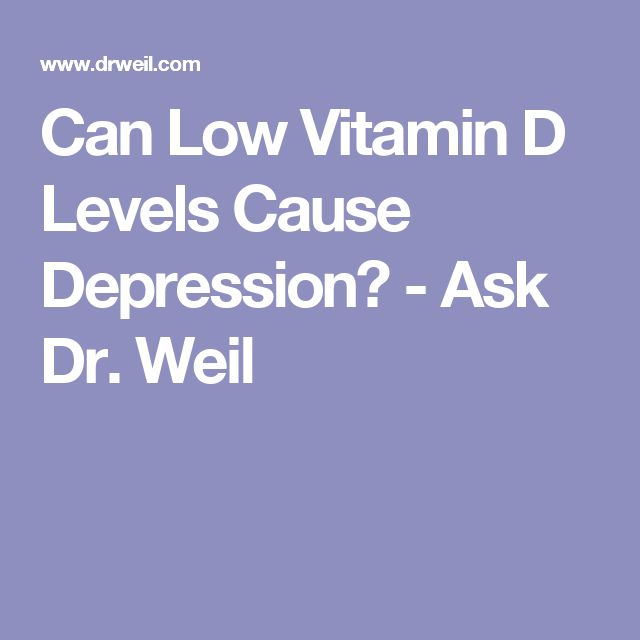 Can viagra cause depression