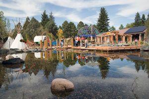 Photo of The Paul Smith Children's Village at the Cheyenne Botanic Gardens - (Matt Idler)