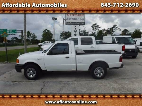 2005 Ford Ranger XL 2WD (Affordable Automobiles)