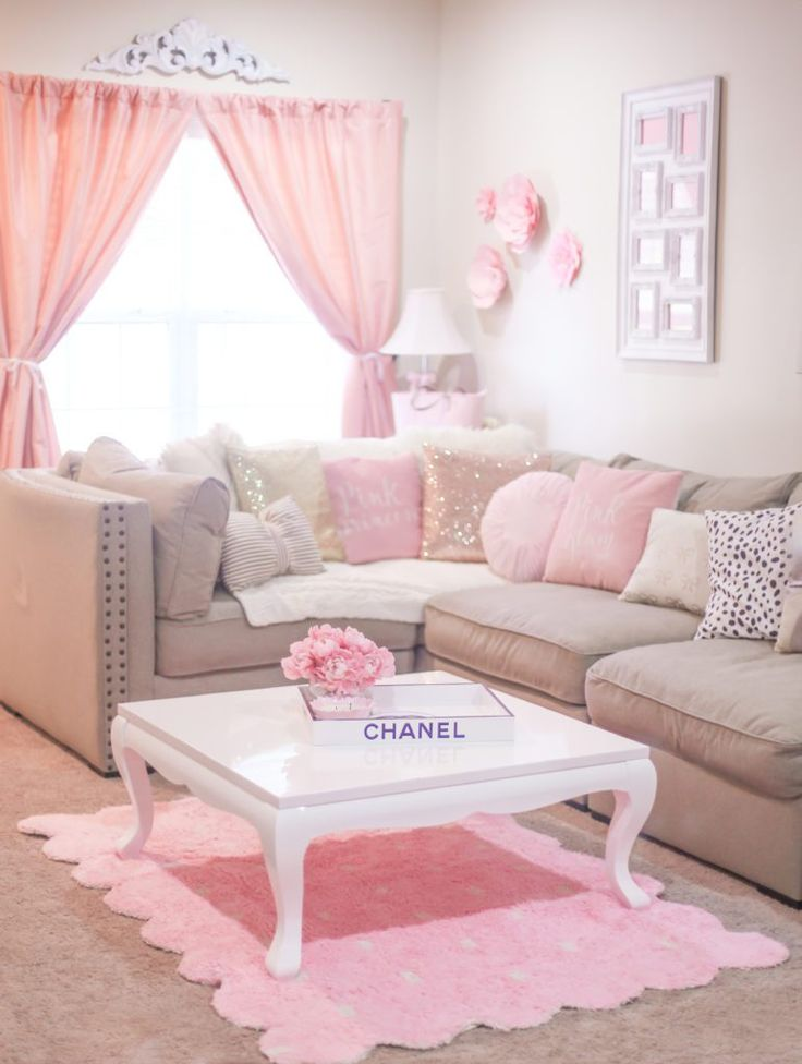 Captivating The Most Girly U0026 Pink Decor For A Feminine Home
