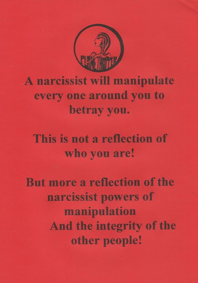 narcissism research paper