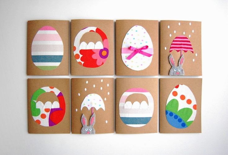 diy cards   ... that's a lot of makes) are cards. And I do Easter cards every year