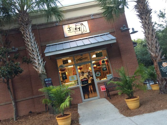 5. Joey Bag of Donuts - 1118 Park W Blvd, Mt Pleasant, SC 29466 (open Fri, Sat, Sun)