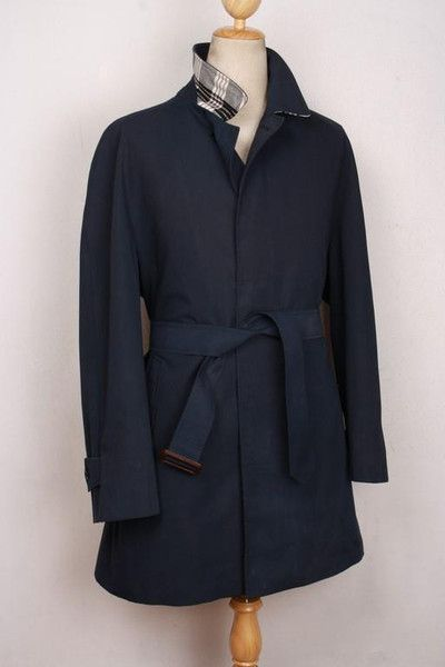 Beautiful vintage Burberry trench coat, refurbished to a modern look, size L/XL, $189