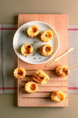 Cannelés de polenta - Larousse Cuisine