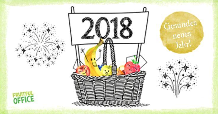 Fruitful Office wünscht einen gesunden Start ins neue Jahr - http://obstinsbuero.de/fruitful-office-wuenscht-einen-gesunden-start-ins-neue-jahr/