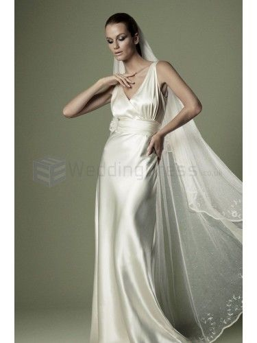 Wedding dress 1930s style furniture