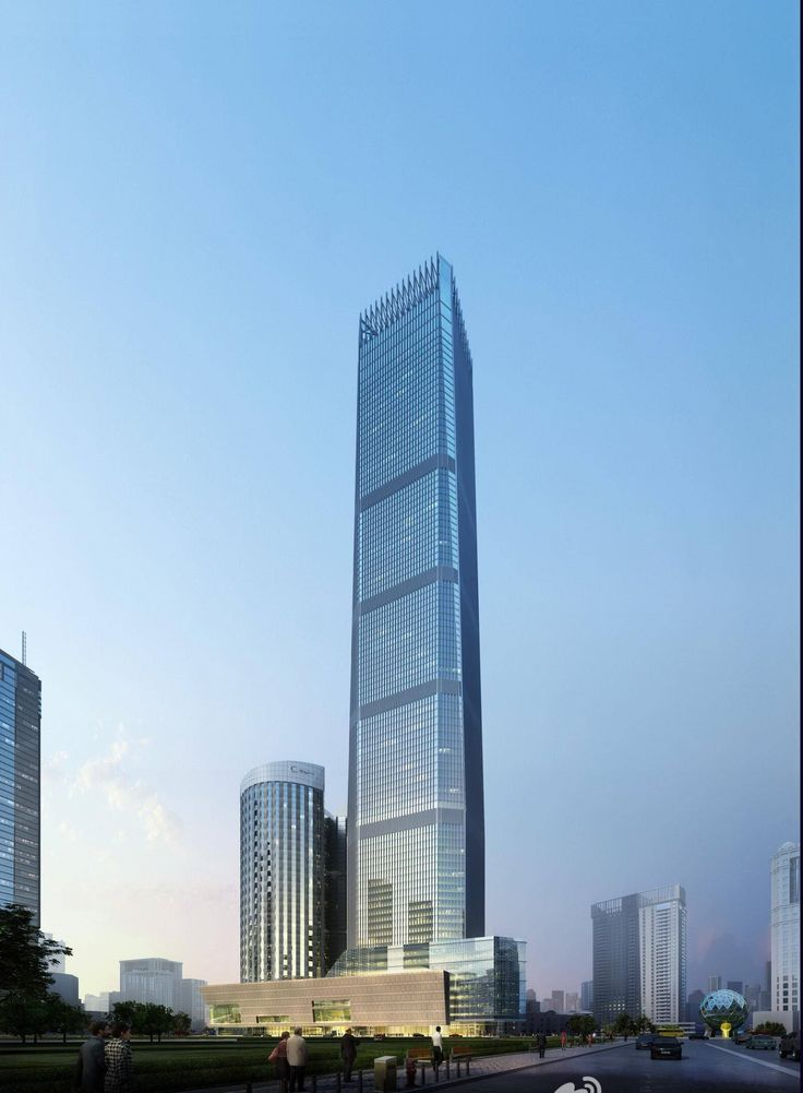 Dalian International Trade Center