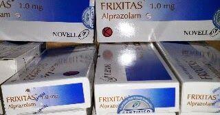 Frixitas 1.0 mg       Komposisi :  Frixitas Tiap Tablet Mengandung Alprazolam 0,5mg  Indikasi :   Untuk Pengobatan Jangka Pendek, Ansietas ...