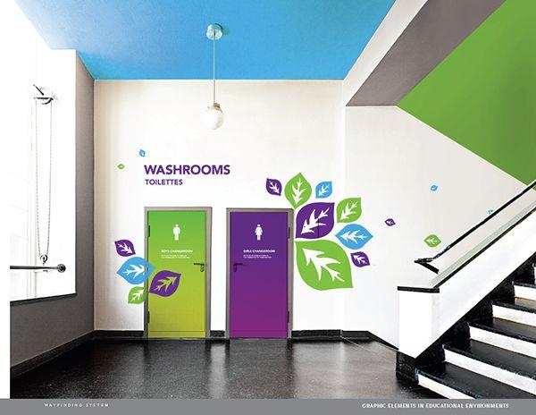 109 best office space corporate branding ideas images on for Office branding ideas