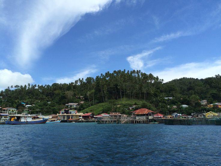 Lembeh Island, Indonesia