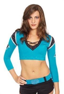 98. Megan, Carolina Panthers