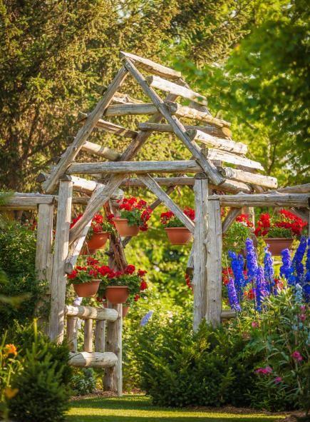 Flower Garden Ideas Wisconsin 499 best garden ideas & garden design images on pinterest