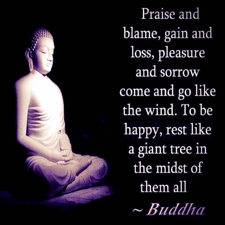 Be like a tree