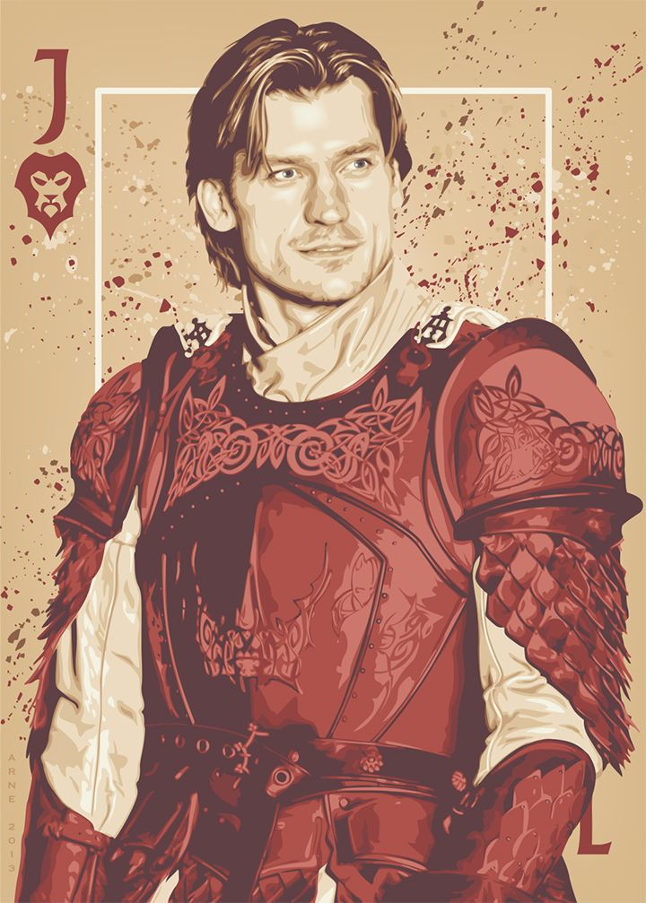 Jaime Lannister - Game of Thrones - ratscape.deviantart.com