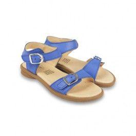 Blauwe sandalen 'Nevana' - Old Soles