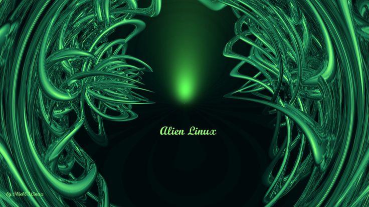 https://flic.kr/p/nhgL6A   Alien_linux2   fonds d ecran linux