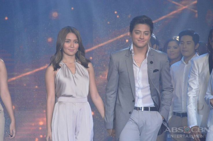 This is the handsome Daniel Padilla and the pretty Kathryn Bernardo walking on the ASAP stage during the Parade of Star Magic Talents during Star Magic Day and Star Magic 24th Anniversary on ASAP at ABS-CBN Studio 10 last July 31, 2016. Indeed, KathNiel is my favourite Kapamilya love team and they're amazing Star Magic talents. #KathrynBernardo #TeenQueen #DanielPadilla #KathNiel #KathNielBernaDilla #StarMagic24 #starmagic24thanniversary #ASAP #ASAPMagicalSunday