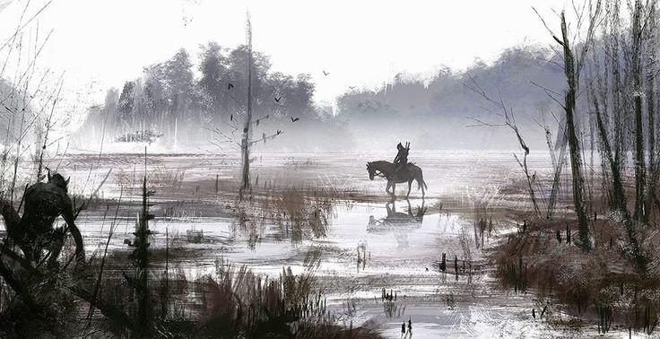 White marsh