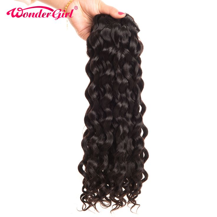 Wonder girl Water Wave Brazilian Hair Weave Bundles 1PC 100% Human Hair Weaving Natural Color Remy Hair Bundles     Wholesale Priced Wigs, Extensions, And Bundles!     FREE Shipping Worldwide     Buy one here---> http://humanhairemporium.com/products/wonder-girl-water-wave-brazilian-hair-weave-bundles-1pc-100-human-hair-weaving-natural-color-remy-hair-bundles/  #hairstyles