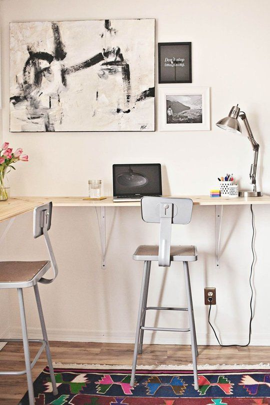 144 Best Furniture Images On Pinterest | Home, Live And Wall Mounted Desk