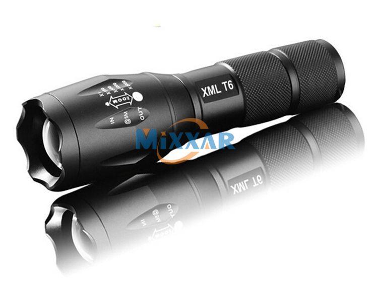 Mixxar Flashlight Q250