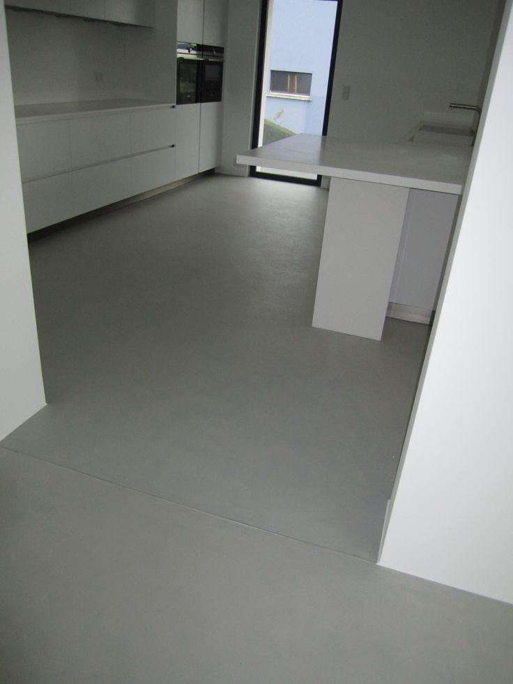 11 best Microtopping Beton Floor, Beton Cire DIY images on - küchenarbeitsplatte aus beton