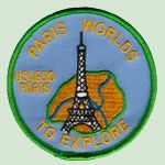 """Check out the Girl Scouts in Paris Patch Program for a great way to visit Paris above and underground! See historical places in France and discover the highlights of our fascinating City of Lights, learn about the lives and adventures of historical French and American female figures, African Americans, and daring aviators; find out how the tremendous effort that we know as """"D-Day"""" was planned and carried out, and more!"""