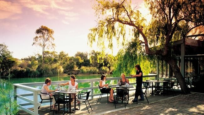 Maggie Beer's Farm Shop in the Barossa Valley. Picture: South Australian Tourism