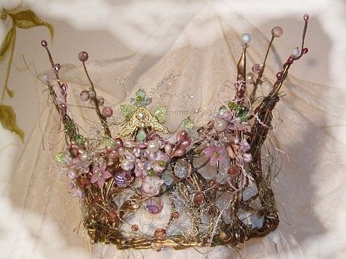 Queen of the Forest Crown