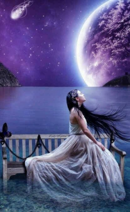 Selene, Goddess of the Moon (before her title was given to Artemis).