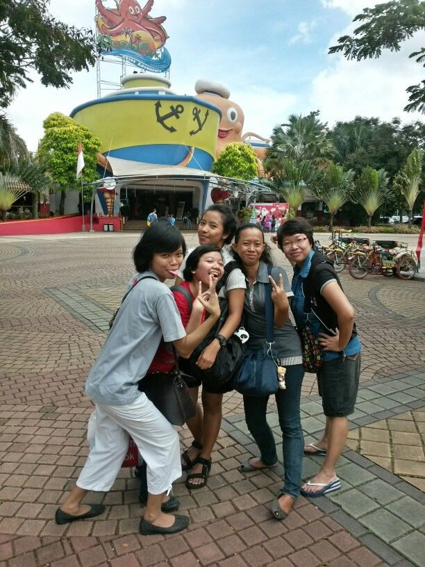At Ocean Park - BSD