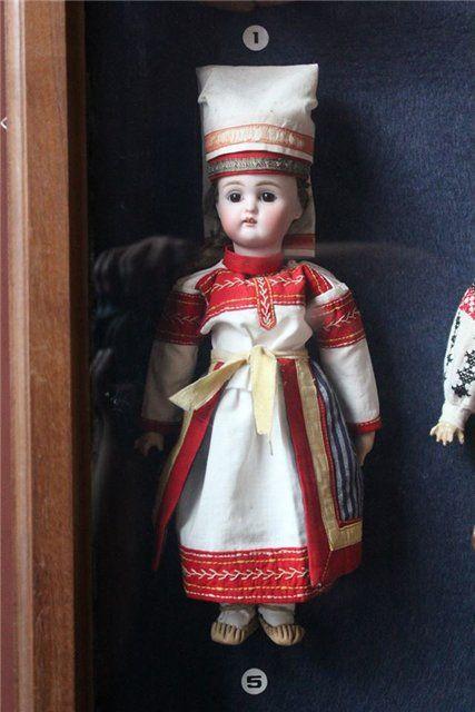 Антикварные куклы в музее барона Штиглица / Интересное, антикварные куклы / Бэйбики. Куклы фото. Одежда для кукол