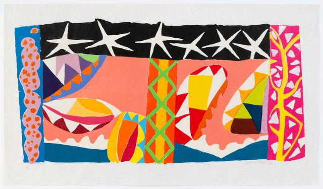 Gillian Ayres | Blow Up 1 (2017) | Available for Sale | Artsy