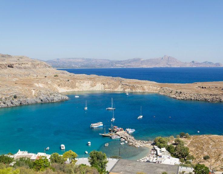 Lindos, Village typique et Acropole  {Rhodes Island Guide}