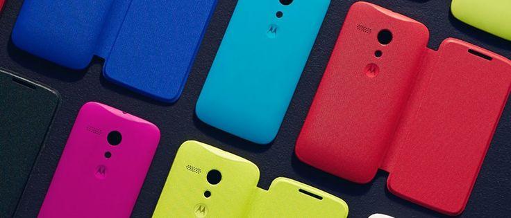 Motorola lança novo Moto G com internet 4G e suporte a cartão micro SD - Tecmundo
