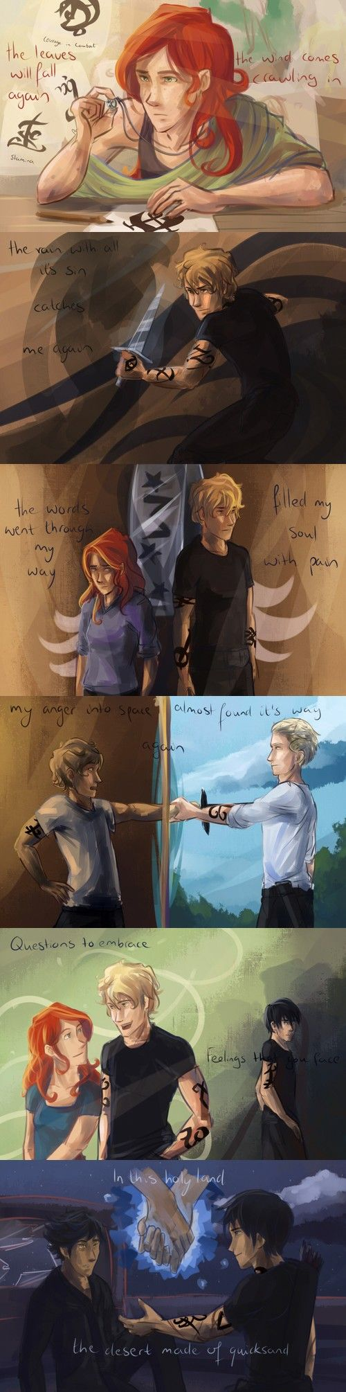 The Great Escape, picture 1. The Mortal Instruments: City of Bones, City of Ashes