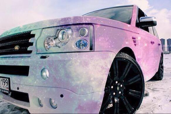 Galaxy Range Rover